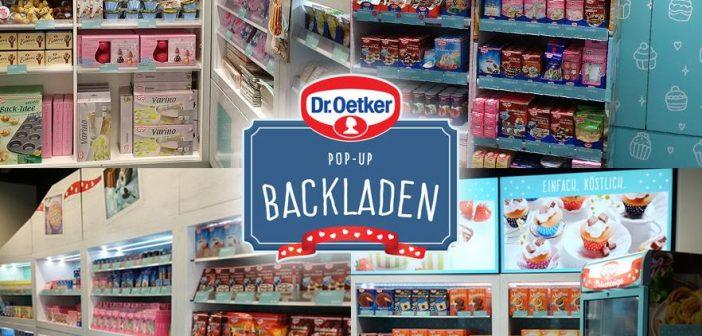 Dr. Oetker Pop Up Backladen