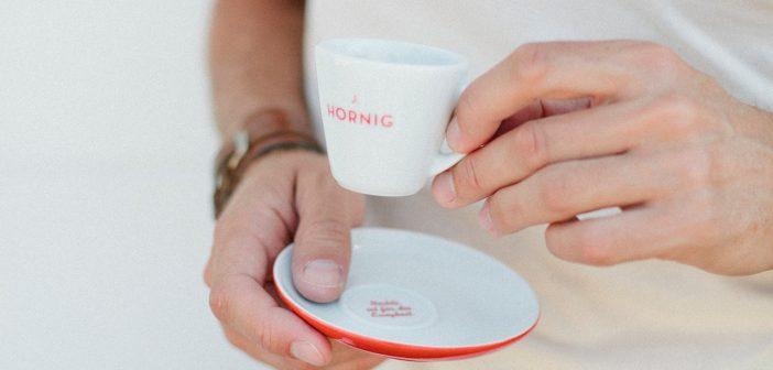 """Pop Up Cafe J.Hornig in der """"Neue Wiener Werkstätte"""""""