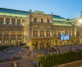 Wiener Staatsoper-Liveübertragung vor der Oper