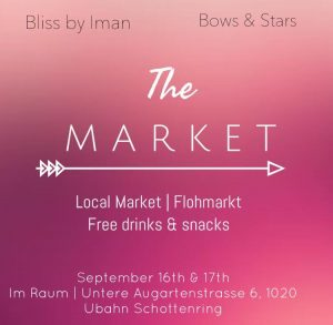 Pop Up Shop von Bows And Stars und Bliss by Iman