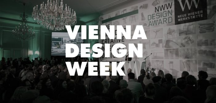 foto di logo Vienna design week 2017