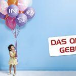 Q19 Shoppingcenter Geburtstag