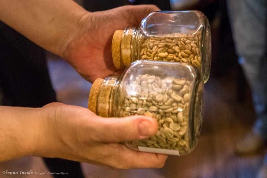 Wie schonend die Kaffeebohnen getrocknet wurden, haben einen gewaltigen Einfluß auf die Qualität.