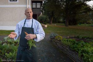Küchenchef Oliver Drtina - Restaurant - Hotel G'schlössl - Großlobming im Murtal