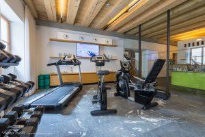 Hotel G'schlössl Murtal - Spa - Fitness Bereich