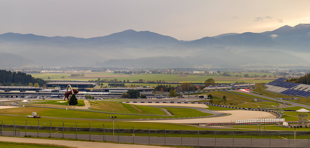 Red Bull Ring - Projekt Spielberg - Backstage Rundgang