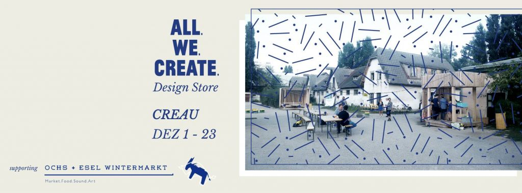 ALL.WE.CREATE. Design Store