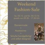 Weekend Fashion Sale