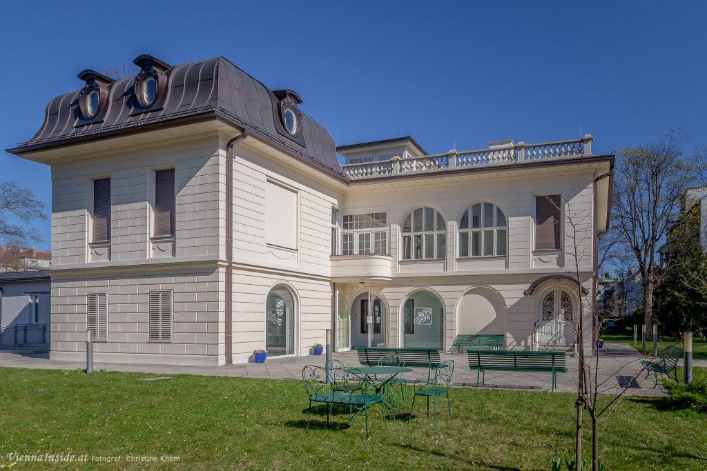 Klimt Villa Wien