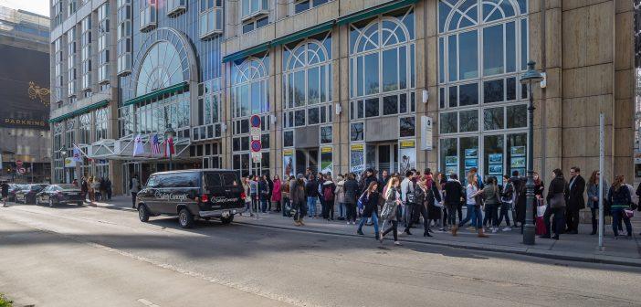 Wohin in Wien – Veranstaltungstipps 20.04. – 26.04.2017