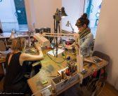Atelier STOSSIMHIMMEL – künstlerischer Schmuck aus einer Wiener Werkstatt