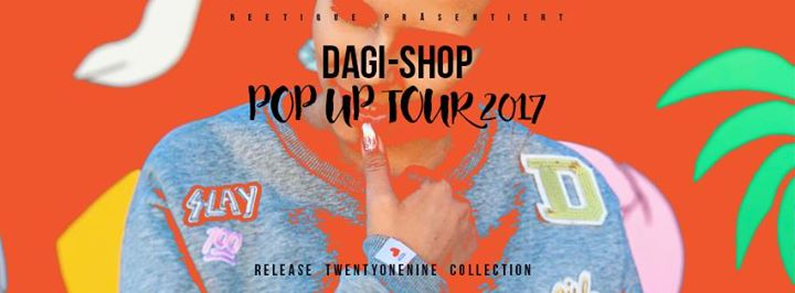 dagi bee pop up store wien shop pop up tour 2017. Black Bedroom Furniture Sets. Home Design Ideas