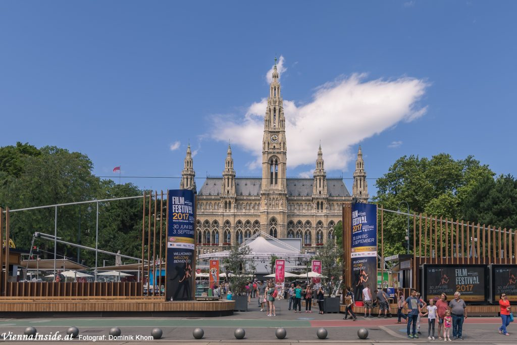 Filmfestival Rathausplatz