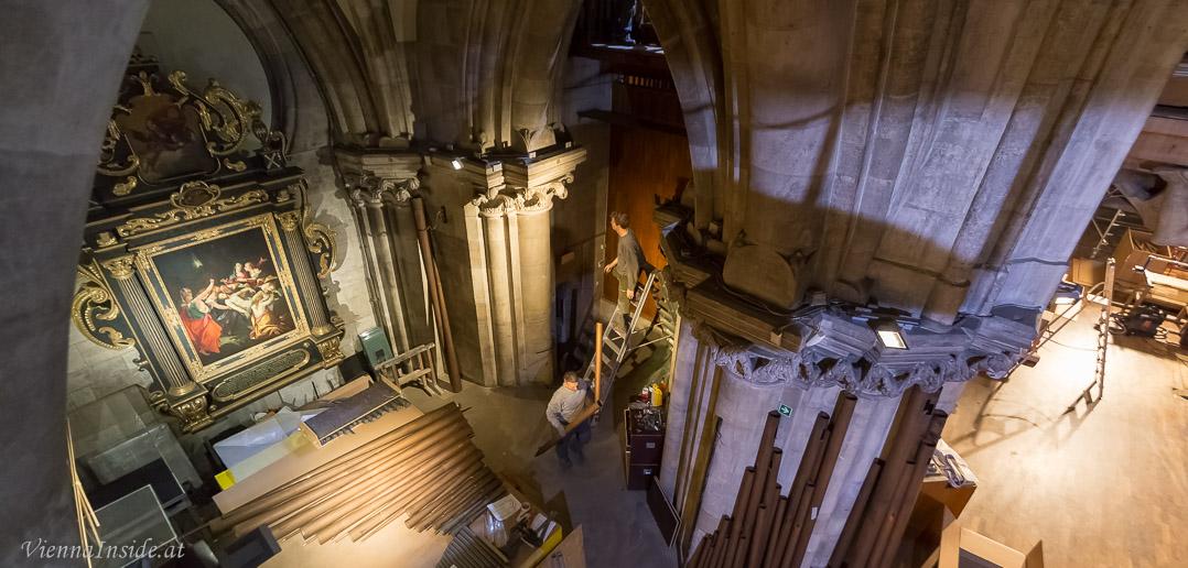 Stephansdom Orgel