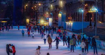Eislaufen in Wien 2017/2018 – Eislaufplätze und Öffnungszeiten