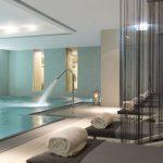 Indoor Pool SPA The Ritz Carlton Vienna