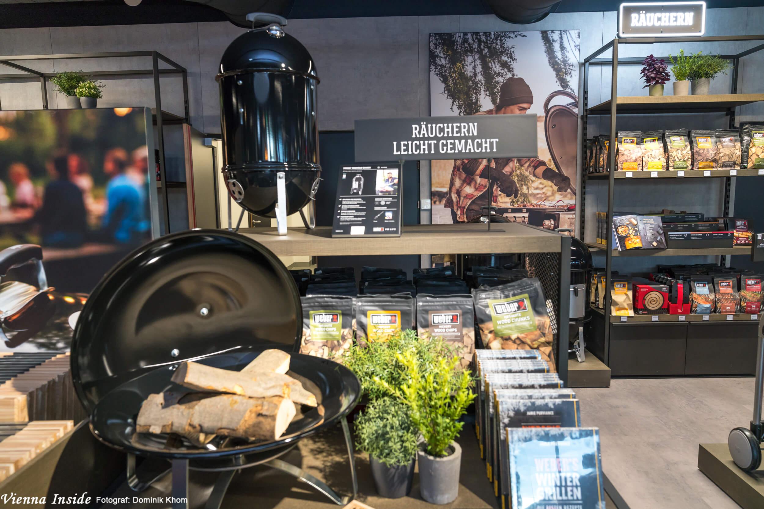 neuer weber grill store wien die grillsaison ist er ffnet. Black Bedroom Furniture Sets. Home Design Ideas