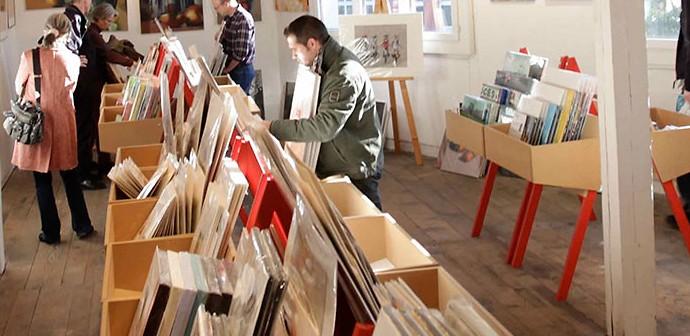 PopUp Store Kunstsupermarkt