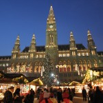 Christkindlmarkt am Rathausplatz