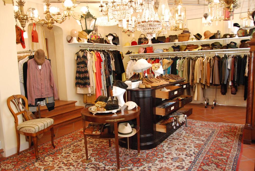 Vintage kleider shop wien