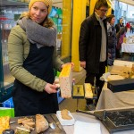 Raclette am Brunnenmarkt