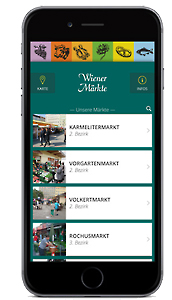 Wiener Märkte App