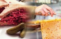 Pastrami und Raclette Street Food