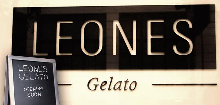 Leones Gelato Eisverkostung