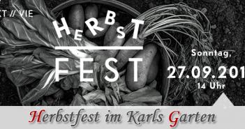 Herbstfest Karls Garten