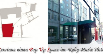 Pop Up-Store Ruby Marie Hotel