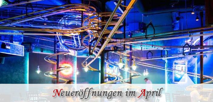 Neueröffnungen April 2016