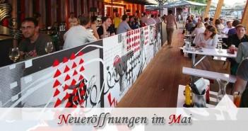 Neueröffnungen Wien Mai
