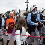 Star Wars-Charaktere - SCI-FI DAY Prater 2016