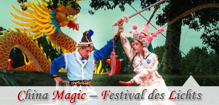China Magic – Festival des Lichts