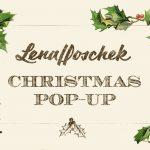 Lena Hoschek Christmas Pop Up Store – Spittelberg