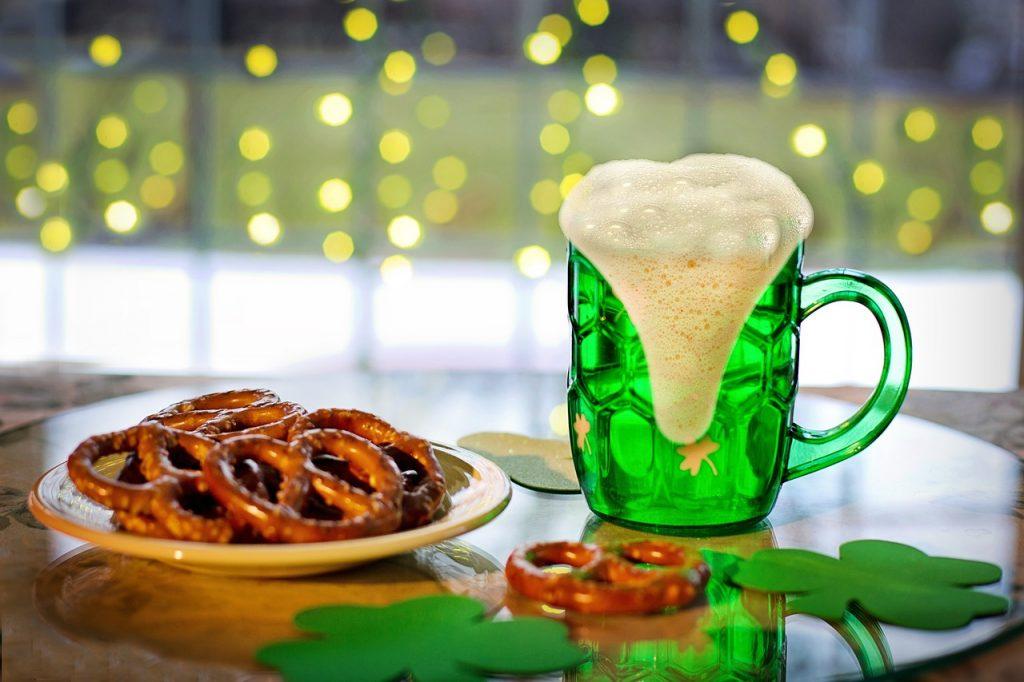 St. Patrick's Day in Wien