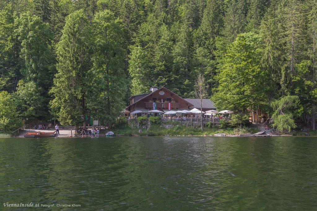 Fischerhütte am Toplitzsee - Drei-Seen-Tour
