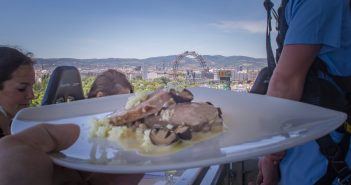 Dinner in the Sky - Wien