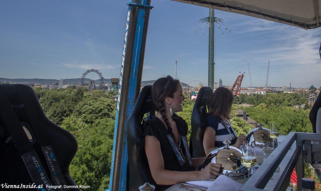 Dinner in the Sky - Wien