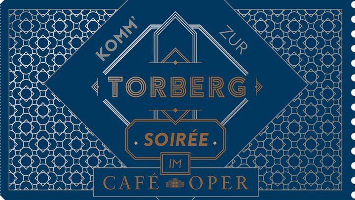 torberg soir e im caf oper. Black Bedroom Furniture Sets. Home Design Ideas