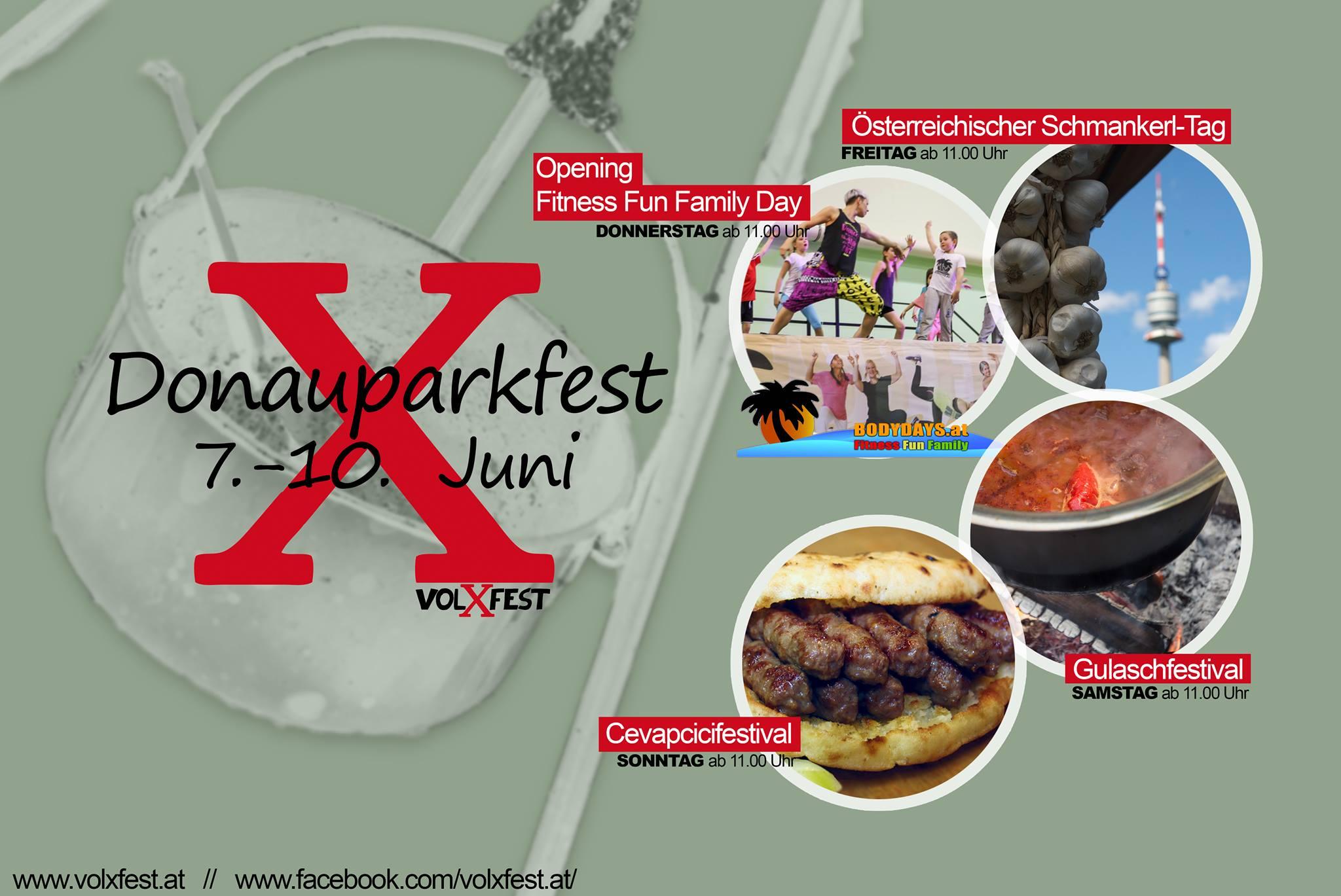 Donauparkfest 2018