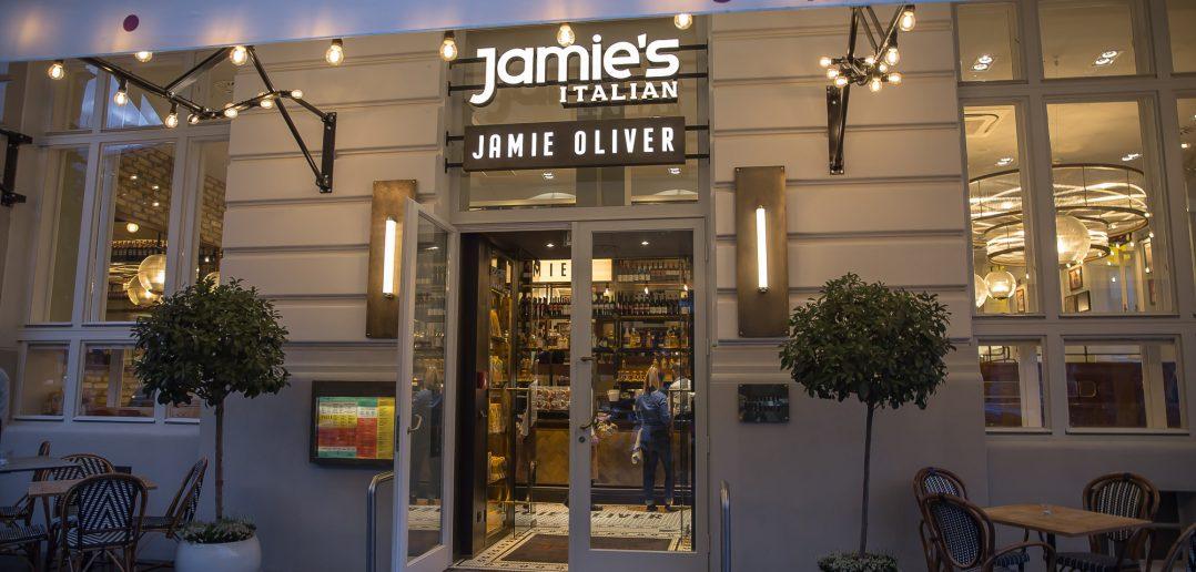 erste eindr cke von jamie oliver jamie 39 s italian restaurant in wien. Black Bedroom Furniture Sets. Home Design Ideas