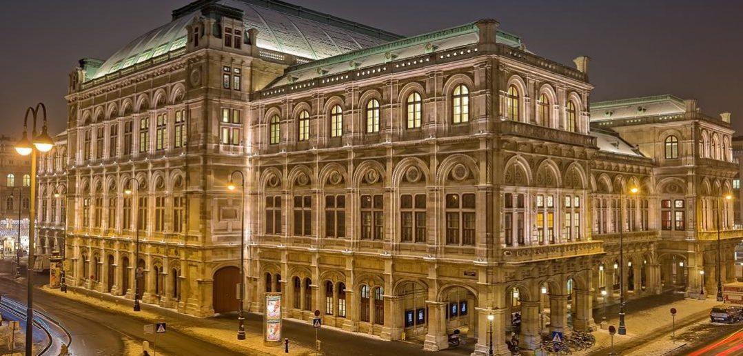 Staatsoper Wien by Christine Khom