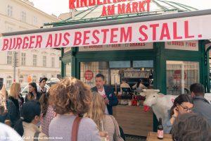 Rinderwahn am Markt