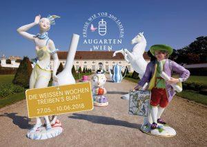 Pop Up Markt der Porzellanmanufaktur Augarten