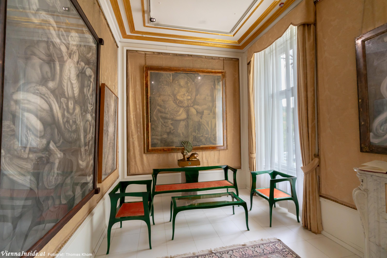 Ernst Fuchs-Museum in der Otto Wagner-Villa - ViennaInside.at