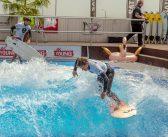 CityWave –  die perfekte Welle in der SCS bei Wien