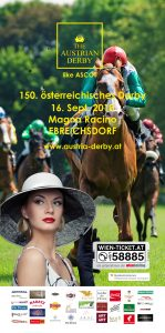 The Austrian Derby by Vienna Ascot