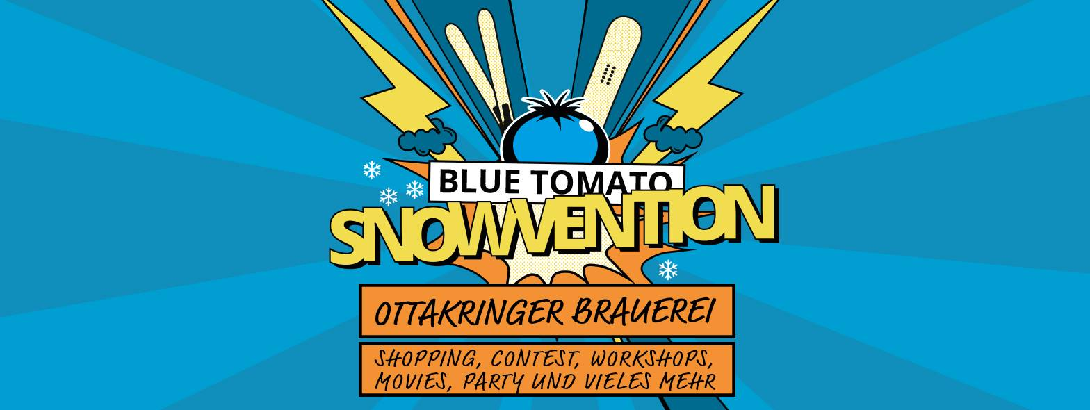 Blue Tomato Snowvention 2018