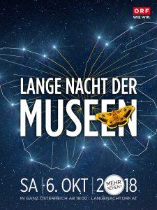 ORF Lange Nacht der Museen 18